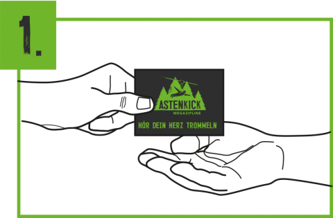 Astenkick Check-In: Step 1